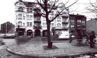 Karlmarkska vid Stortorget.