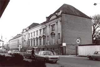 C.B Friisgatan-Teatern-Stadshotellet.