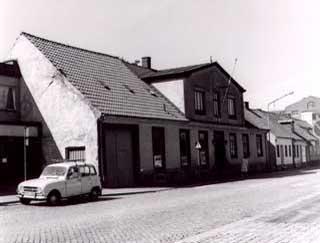 Västergatan efter Gamla Torget.
